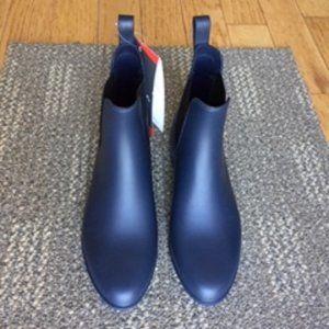 Ankle rainboots